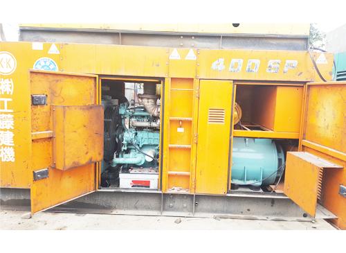 Cho thuê máy phát điện 250-400KVA