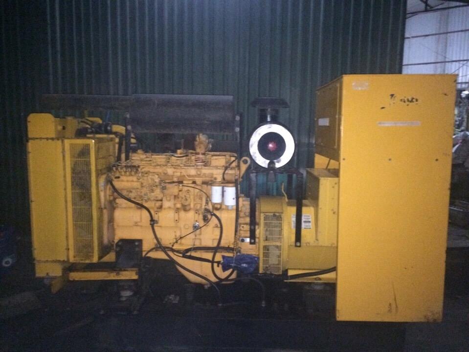 Máy phát điện Cummins 150kVA - C175D5