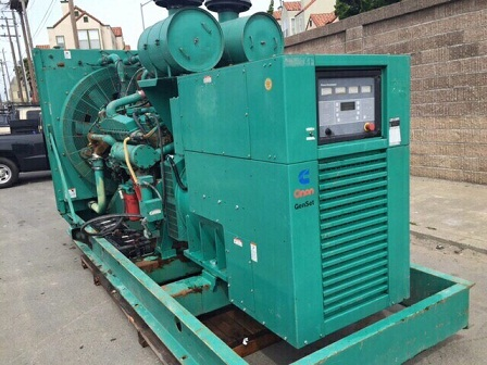 Máy phát điện Cummins 750 Kva