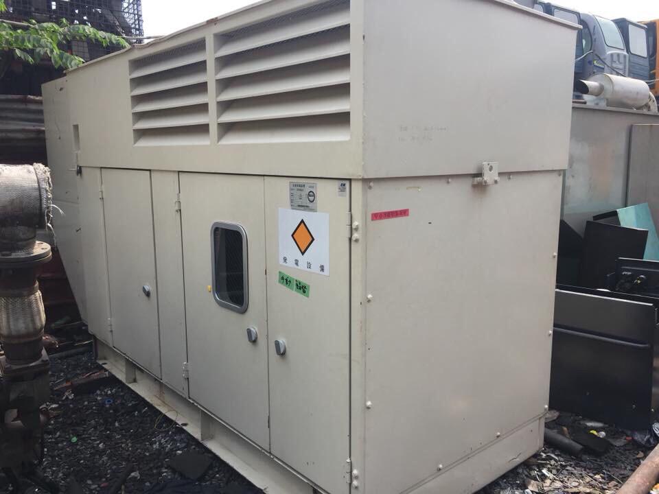 Máy phát điện Denyo 130 kva