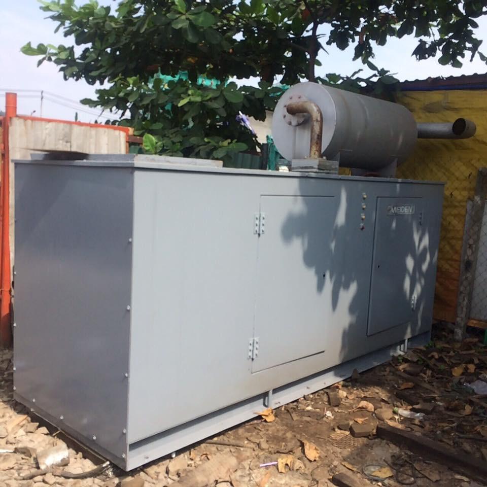 Máy phát điện Isuzu 250 kva
