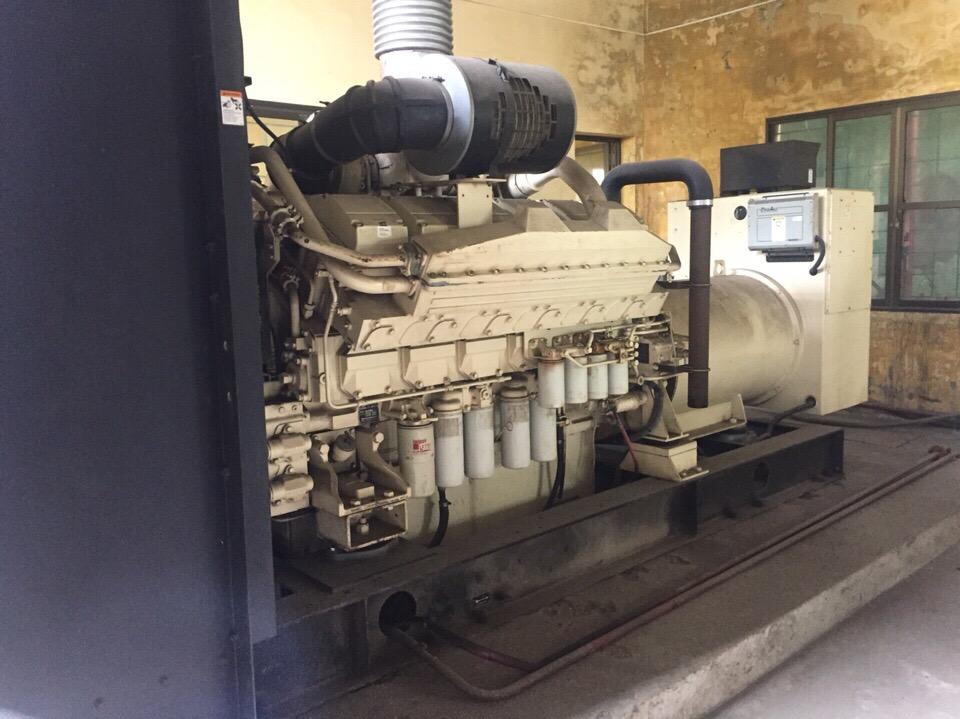 máy phát điện Mitsubishi 1000 Kva